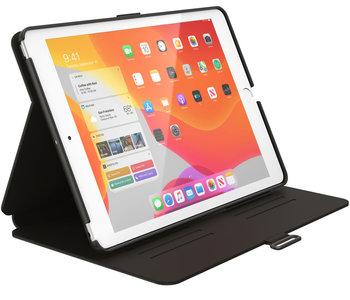 Speck Balance Folio iPad 2019 10,2 inch hoesje Zwart