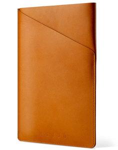 Mujjo Slim Fit sleeve iPad mini Tan