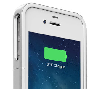 mophie Juice Pack Air iPhone 4/4S White