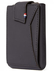Decoded Pull Wallet Plus pashouder Zwart