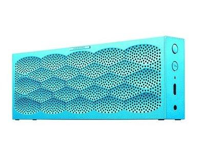 Jawbone mini Jambox Wireless speaker Aqua Scales