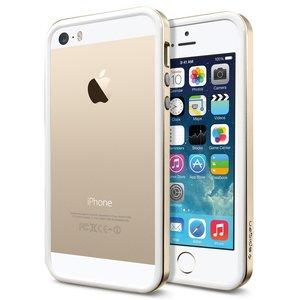 Spigen SGP Neo Hybrid EX Metal iPhone 5S bumper Gold