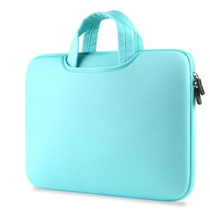 TechProtection Travel MacBook Pro 16 inch sleeve Mint
