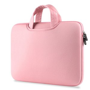 TechProtection Travel MacBook Pro 16 inch sleeve Rose