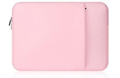 TechProtection Neoprene MacBook Pro 16 inch sleeve Roze