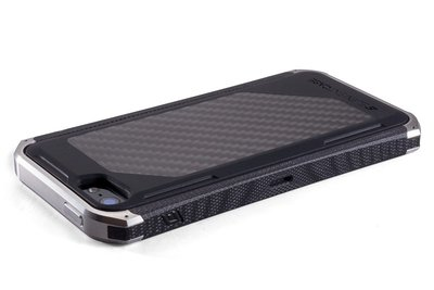 Element Ronin II G10 Stainless Steel case iPhone 5/5S Silver