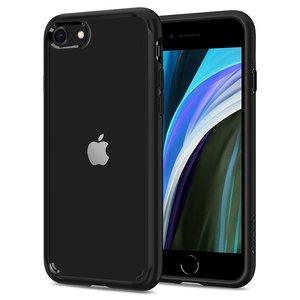 Spigen Ultra Hybrid 2 iPhone SE 2020 / 8 hoesje Zwart