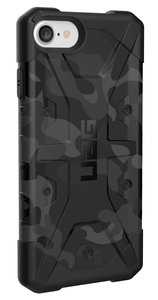 UAG Pathfinder iPhone SE 2020 hoesje Camo