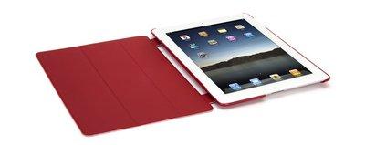 Griffin IntelliCase iPad 3/4 Folio Dark Red