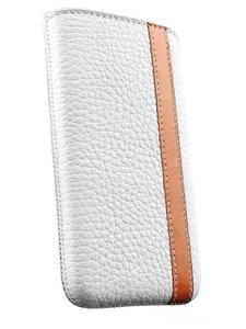 Sena Corsa iPhone 4/4S White/Orange