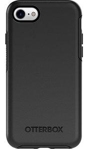 Otterbox Symmetry iPhone SE 2020 / iPhone 8 hoesje Zwart