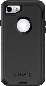 Otterbox Defender iPhone SE 2020 / 8 hoesje Zwart