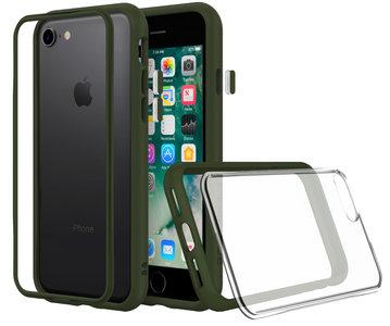RhinoShield Mod NX iPhone SE 2020 / 8 hoesje Groen