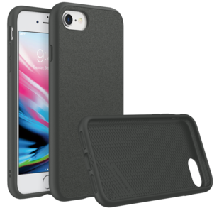RhinoShield SolidSuit iPhone SE 2020 hoesje Microfiber