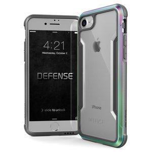 X-Doria Defense Shield iPhone SE 2020 hoesje Iridescent