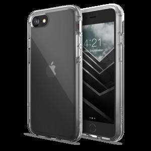 X-Doria Defense Clear iPhone SE 2020 hoesje Doorzichtig