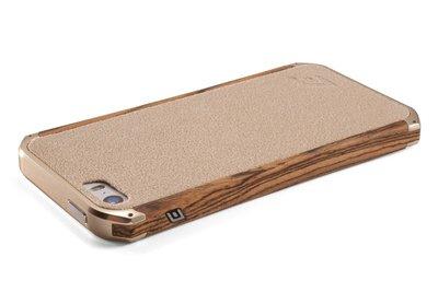 Element Ronin II Bocote Wood case iPhone 5/5S Gold