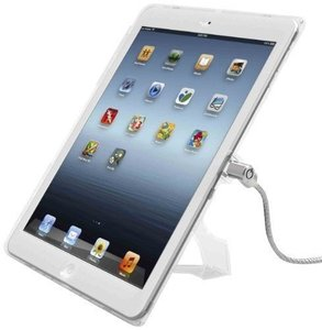 MacLocks Lock Security case iPad Air Clear
