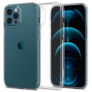 Spigen Ultra Hybrid iPhone 12 Pro / iPhone 12 hoesje Doorzichtig