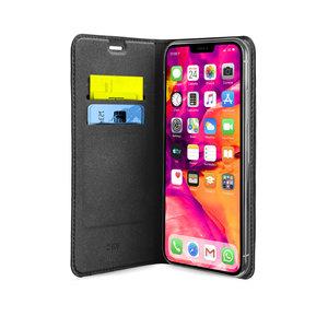 SBS Mobile Book Wallet Lite iPhone 12 Pro / iPhone 12 hoesje Zwart