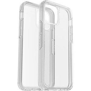 Otterbox Symmetry Clear iPhone 12 Pro / iPhone 12 hoesje Doorzichtig
