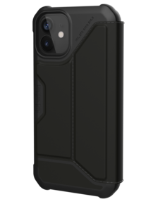 UAG Metropolis iPhone 12 mini hoesje Zwart
