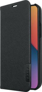 LAUT Prestige Folio iPhone 12 Pro Max hoesje Zwart