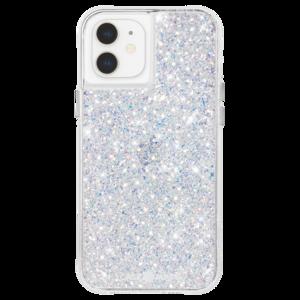 Case-Mate Twinkle iPhone 12 mini hoesje Stardust