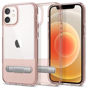 Spigen Slim Armor Essential S iPhone 12 mini hoesje Rose
