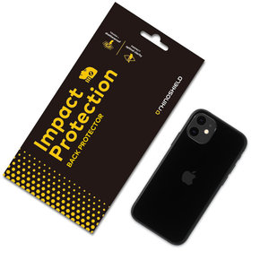 RhinoShield 3D Impact Protection iPhone 12 Pro / iPhone 12 back protector
