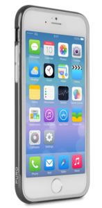 Puro Bumper case iPhone 6 Plus Black
