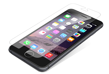 ZAGG InvisibleSHIELD iPhone 6 Glass screenprotector