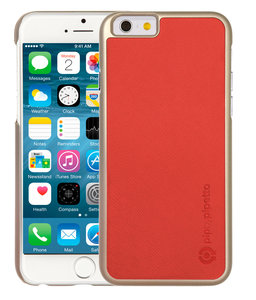 Pipetto Pip Snap case iPhone 6 Red