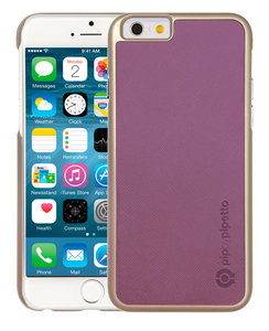 Pipetto Pip Snap case iPhone 6 Purple