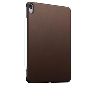 Nomad Leather Rugged iPad Air 2020 10,9 inch hoesje Bruin