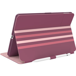 Speck Balance Folio iPad 2020 / 2019 10,2 inch hoesje Crimson Forest