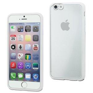 Muvit MyFrame bumpercase iPhone 6 Plus White
