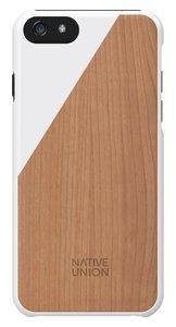 Native Union Clic Wooden case iPhone 6 Plus White