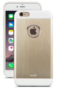 Moshi iGlaze Armour case iPhone 6 Plus Gold