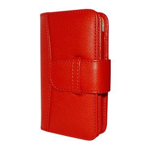 Piel Frama iPhone 4/4S Wallet Red