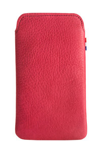 Decoded Leather Pouch voor iPhone 4/4S Fuchsia