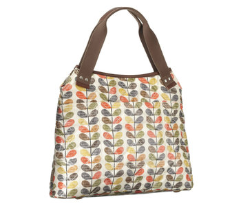 Orla Kiely Classic Shoulder Bag Multi