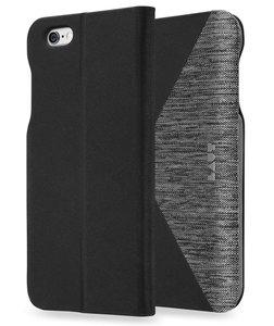 LAUT K-Folio Bookcase iPhone 6 Plus Black