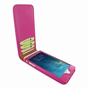 Piel Frama Leather Magnetic case iPhone 6 Plus Pink