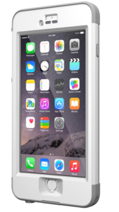 LifeProof nuud case iPhone 6 Plus White