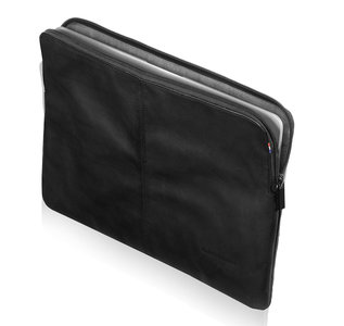 Decoded Leather Sleeve 12 inch Black
