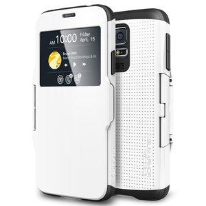 Spigen Slim Armor View case Galaxy S5 White