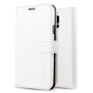 Spigen Wallet Galaxy S5 White