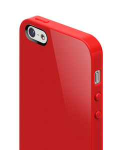 SwitchEasy Nude iPhone 5/5S Red