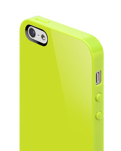 SwitchEasy Nude iPhone 5/5S Lime